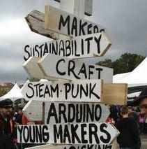 maker signpost web