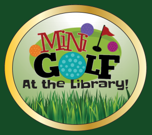 Image result for minigolf at the library