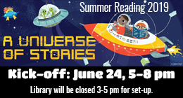 Out of This World's Fair: June 24!