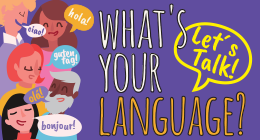 Click to join a Language Chat Group!