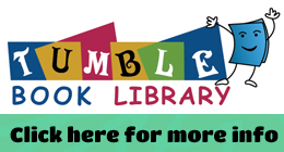 New at the Library: TumbleBooks!