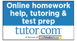 Click here for free professional tutoring, homework help, and writing assistance. English and Español