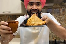 Make Masala Chai and Samosas