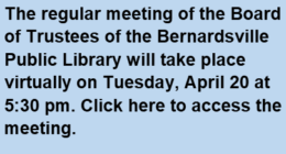 Click here to attend the Virtual Board of Trustees Meeting